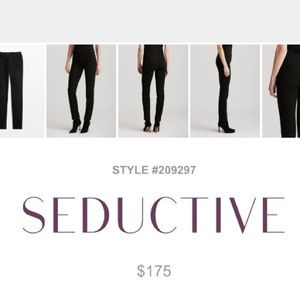 ETC The Seductive Perfect Fit Black Stretch Jeans
